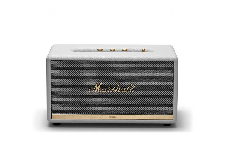 Marshall Louder Speaker Stanmore II Bluetooth (White)