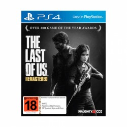 Игра для PlayStation 4 The Last of US