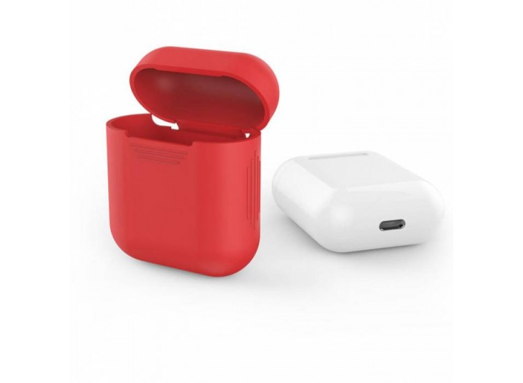 TPU Case для Apple AirPods (RED)