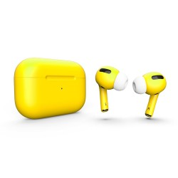Навушники Apple AirPods Pro Yellow Matte (MWP22)