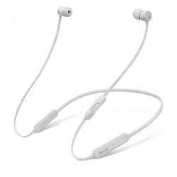 Beats X Earphones (MR3J2) - Matte Silver
