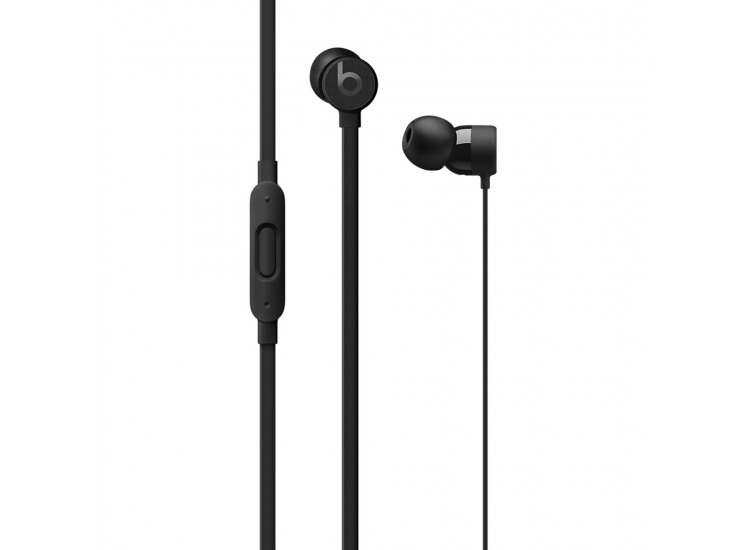 Beats urBeats3 with Lightning Connector (MQHY2) - Black