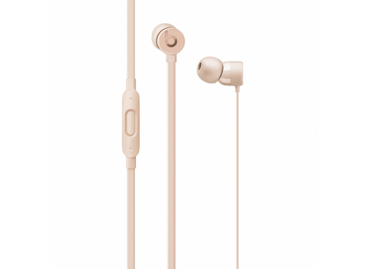 Beats urBeats3 with Lightning Connector (MR2H2) - Gold