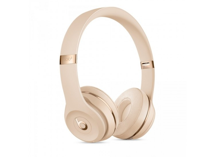 Beats Solo 3 Wireless (MUH42) - Satin Gold