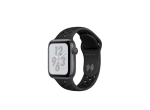 Apple Watch Series 4 Nike+ 40mm GPS Space Gray Aluminum Case with Anthracite/Black Nike Sport Band (MU6J2)