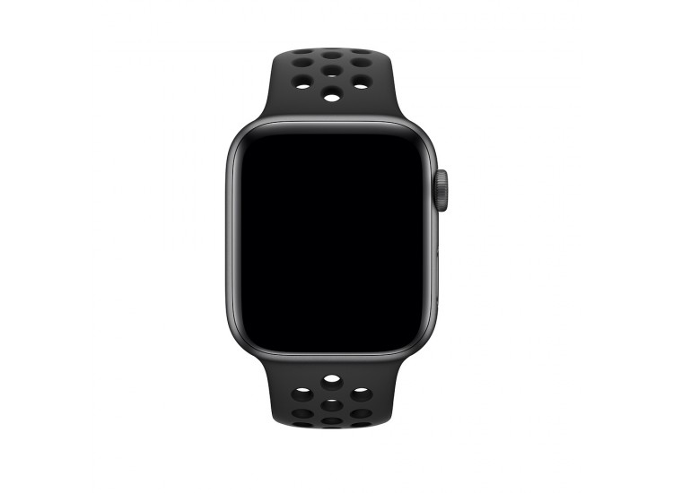 Apple Watch Series 4 Nike+ 44mm GPS+LTE Space Gray Aluminum Case with Anthracite/Black Nike Sport Band (MTXE2)