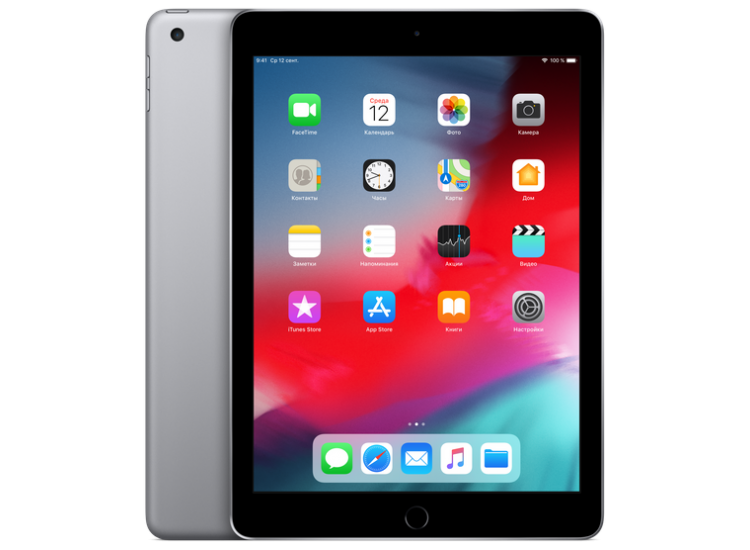 iPad Wi-Fi+LTE 32GB (Space Gray) 2018