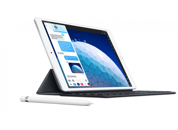 iPad Air 10.5 Wi-Fi 256GB Silver (MUUR2) 2019