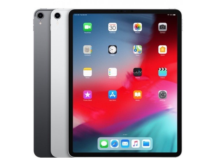 iPad Pro 12.9, 1TB, Space Gray, Wi-Fi+LTE (MTJU2) 2018