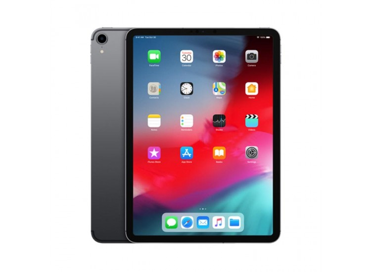 iPad Pro 11, 1TB, Space Gray, Wi-Fi+LTE (MU202)