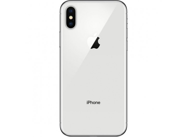 iPhone X 64GB (Silver)