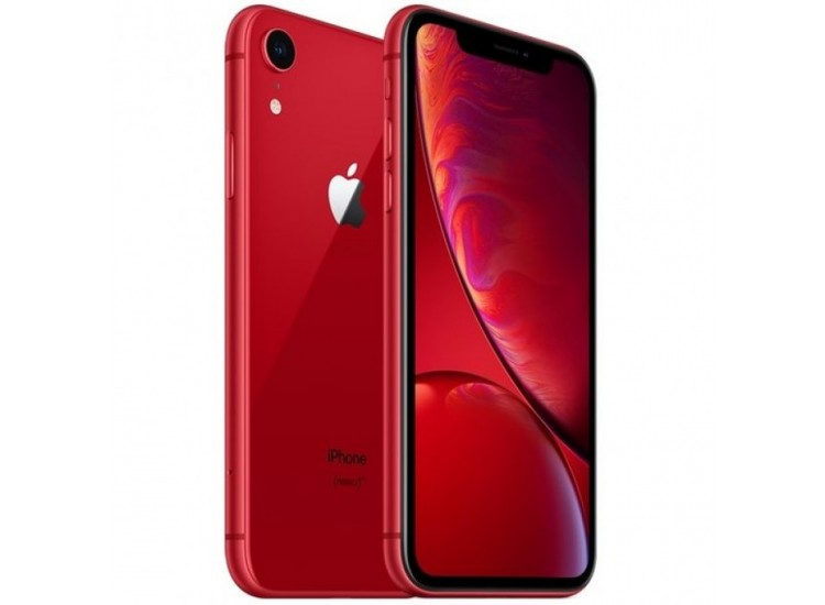 iPhone XR 256GB Dual SIM (Red)