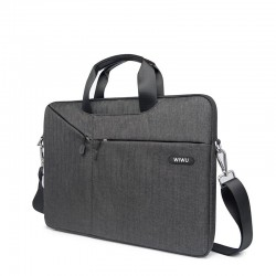 Чехол-сумка WIWU Gent Business Handbag для MacBook Pro 13 (Black)