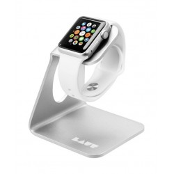 Laut Apple Watch Stand - Silver (LAUT_AW_WS_SL)