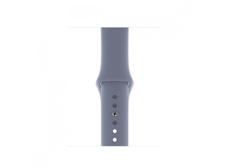 Ремешок для Apple Watch 44mm Sport Band - S/M & M/L - Lavender Gray (MTPP2)