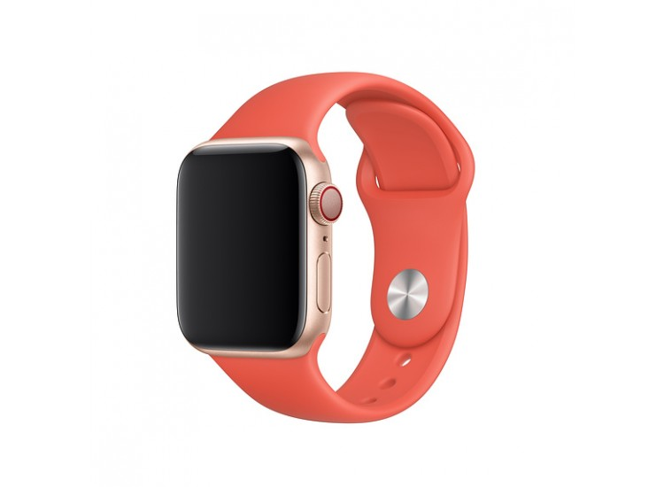 Ремешок для Apple Watch 40mm Sport Band - S/M & M/L - Nectarine (MTPA2)