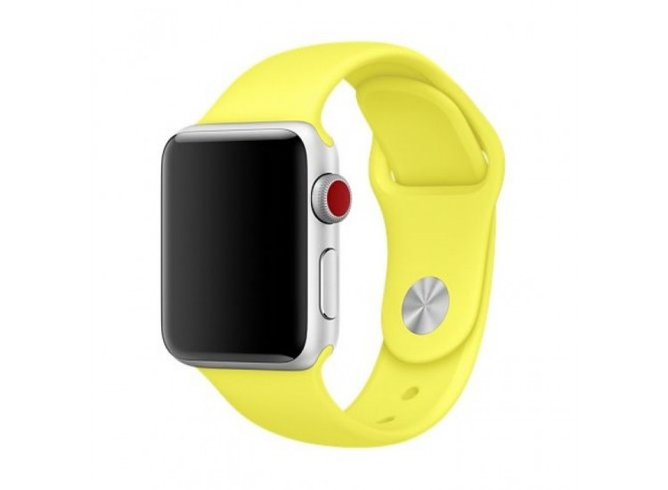 Ремешок для Apple Watch 40mm Sport Band - S/M & M/L - Flash (MQUR2)