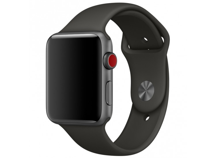 Ремешок для Apple Watch 44mm Sport Band - S/M & M/L - Gray (MR272)