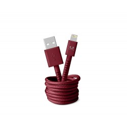 Fresh'N Rebel Fabriq Lightning Cable 3m (Red) (2LCF300RU)
