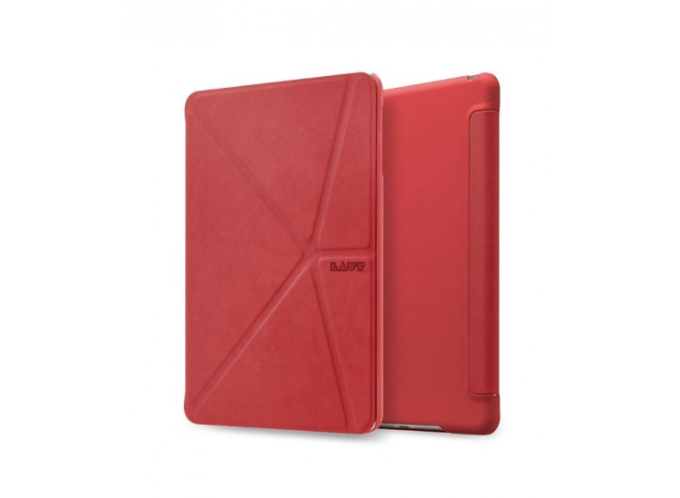 Laut Trifolio for iPad mini 4 - Red (LAUT_IPM4_TF_R)