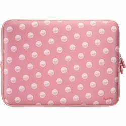 Laut POP Polka Pink Protective Sleeve for Macbook 13-inch
