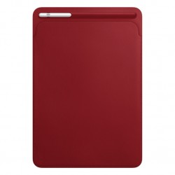 Apple iPad Pro 10.5 Leather Sleeve (Red)