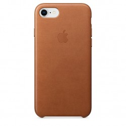 iPhone 8 / 7 Leather Case (Saddle Brown)