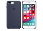 iPhone 8 Plus / 7 Plus Silicone Case - Midnight Blue