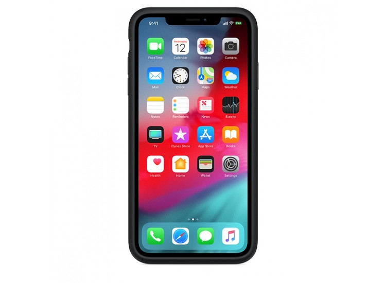 Apple Smart Battery Case (Black) (MRXQ2) для iPhone XS Max
