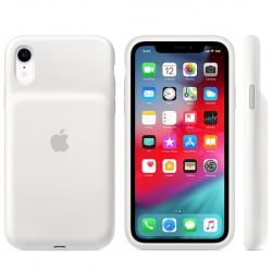 Apple Smart Battery Case (White) (MU7N2) для iPhone XR