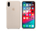 iPhone XR Silicone Case - Stone