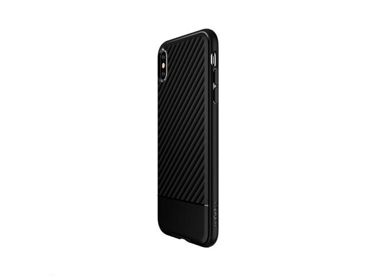 Чехол Spigen Core Armor iPhone XS Max (Black)