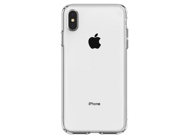 Чехол Spigen Liquid Crystal iPhone XS Max (Colorless)