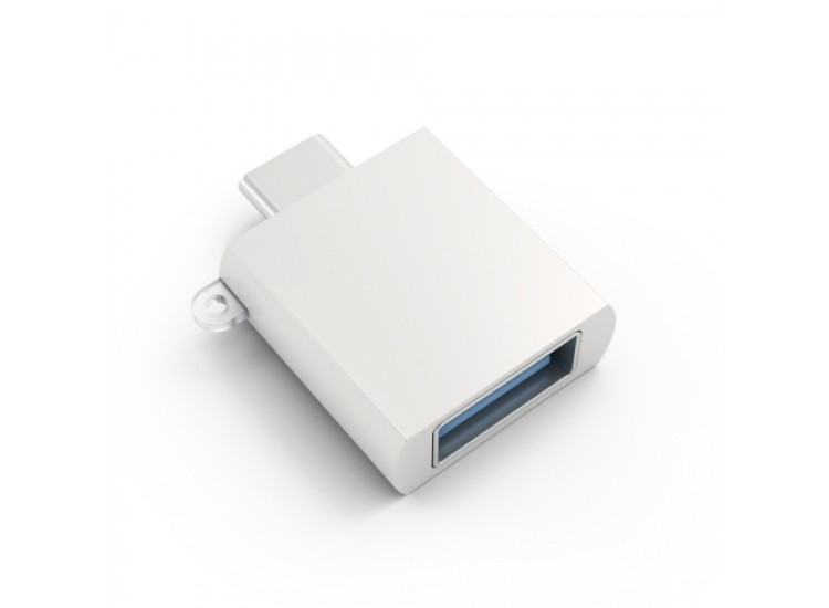 Satechi Type-C USB Adapter Silver (ST-TCUAS)