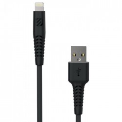 Scosche Lightning Cable Heavy Duty 1.2m (Black)