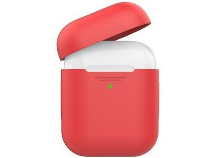Silicone Case для Apple AirPods (RED)