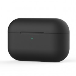 Silicone Case для Apple AirPods Pro (Black)
