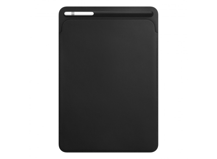 Apple iPad Pro 10.5 Leather Sleeve (Black)