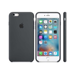 iPhone 6 / 6s Silicone Case  (Charcoal Gray)