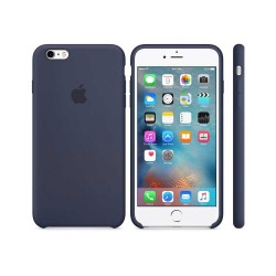 iPhone 6 / 6s Silicone Case  (Midnight Blue)