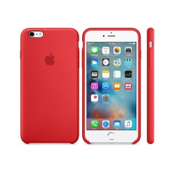 iPhone 6 / 6s Silicone Case  (Red)