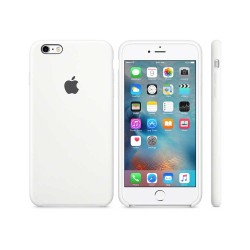 iPhone 6 / 6s Silicone Case  (White)