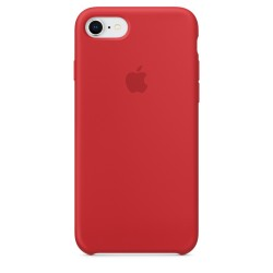 iPhone 8 / 7 Silicone Case - (PRODUCT) RED