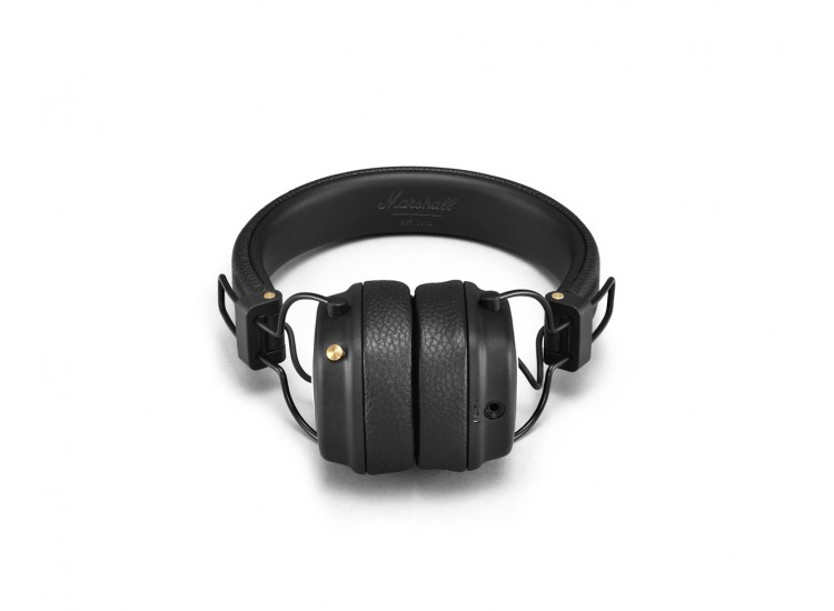 Marshall Major III Bluetooth (Black)