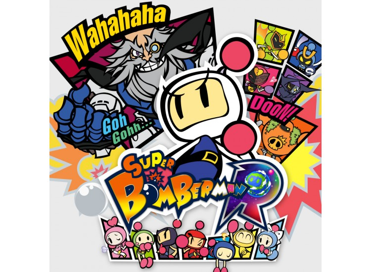 NINTENDO SWITCH SUPER BOMBERMAN R