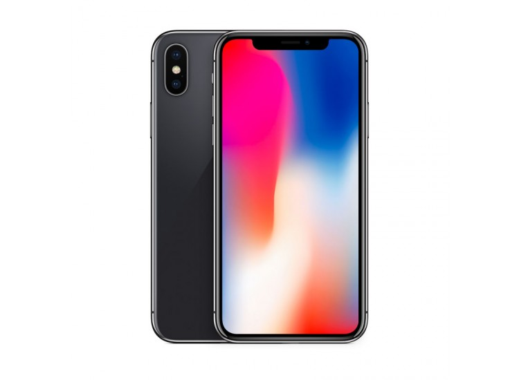 iPhone X 256GB (Space Gray)