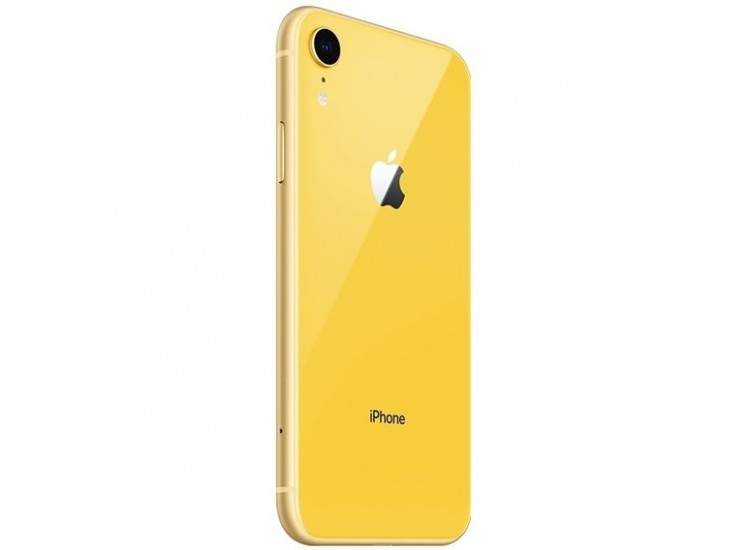 iPhone XR 256GB Dual SIM (Yellow)