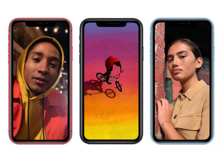 iPhone XR 256GB Dual SIM (White)