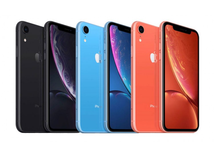 iPhone XR 128GB Dual SIM (Black)