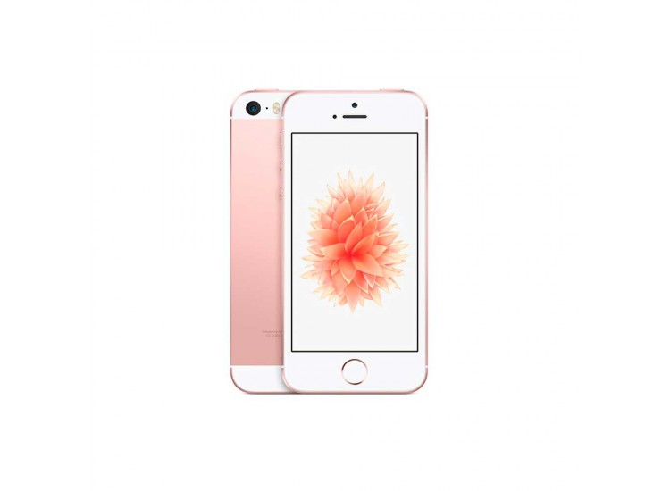 iPhone SE 128GB (Rose Gold)